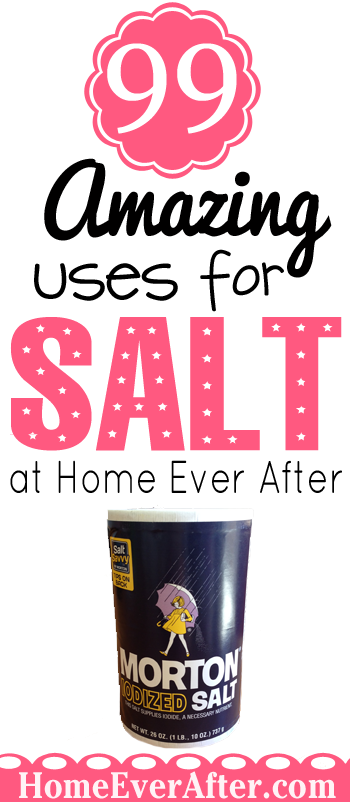 99 Amazing Uses For Salt Cover