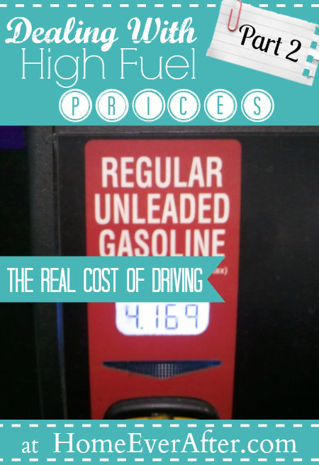 Dealing With High Fuel Prices 2 Driving