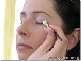 Makeup Eyeshadow Tired Mom Makeover