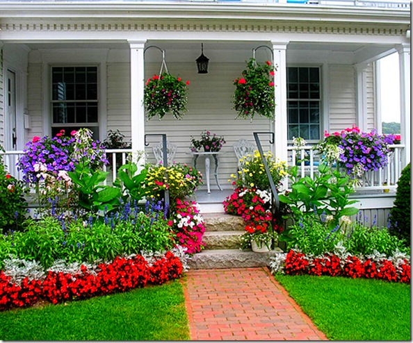 Dream Gardens: Five Gables Bed and Breakfast in BoothBay Harbor ...
