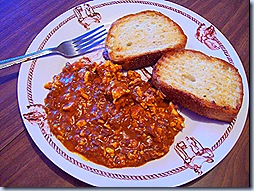 Chili and Eggs Recipe