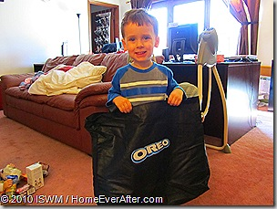 Truett Ice-Simmons Oreo Bag