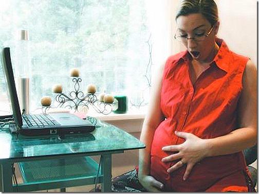 Pregnant Jyn Meyer