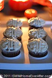 Halloween Brain Cupcakes (74)-web