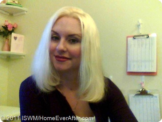 Danelle Ice at ISWM Office