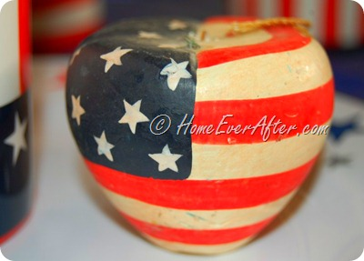 Patriotic Apple-HEA