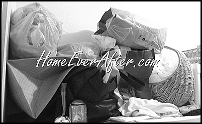Decluttering Clean Up at Home Ever After