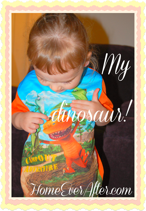Dinosaur Train Shirt Seven Ice-Simmons