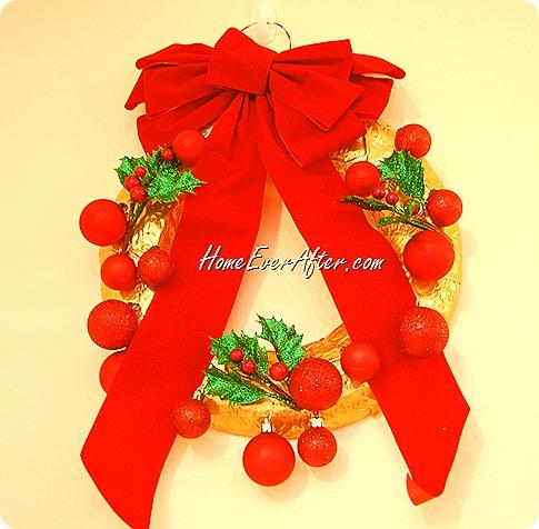 Duck Tape Christmas Wreath (44)