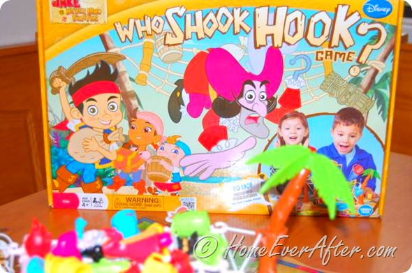 Who Shook Hook Game Review - Home Ever After