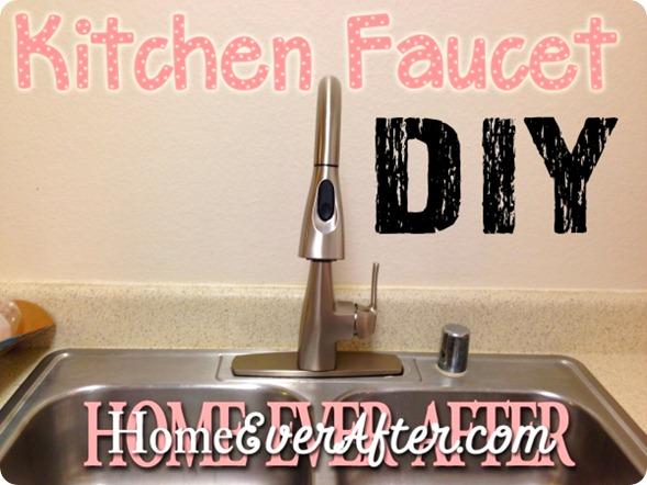 Cover Moen Faucet DIY-HEA