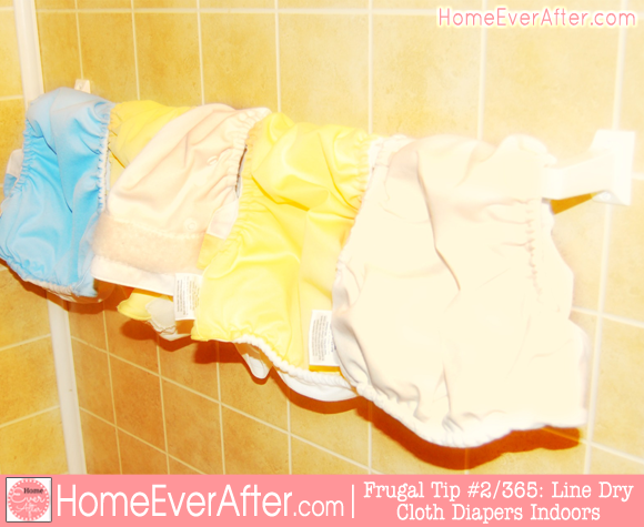 Frugal Tips 2 Cloth Diapers 5