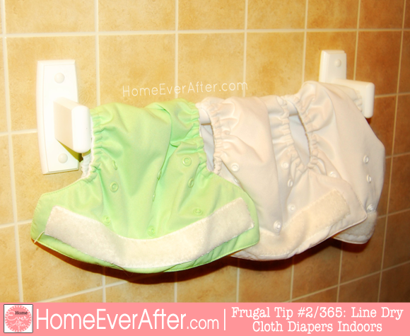 Frugal Tips 2 Cloth Diapers 8