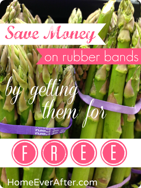 Rubber Bands For Free Home Ever After