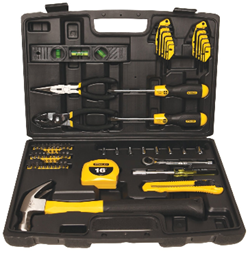 Stanley 65 Piece Homeowners Tool Kit at Amazon