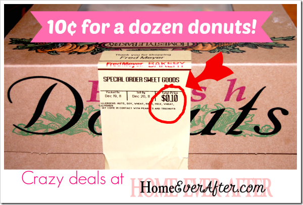 Dime a Dozen Doughnuts Home Ever After
