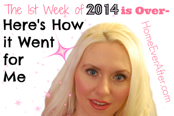The 1st Week of 2014