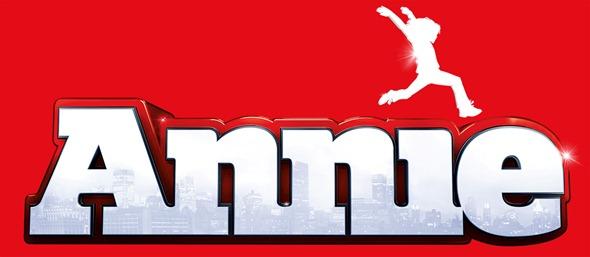 Annie Movie Title Logo