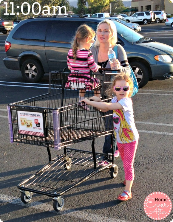 Grocery Shopping with Kids #shop #MyGoodLife #cbias