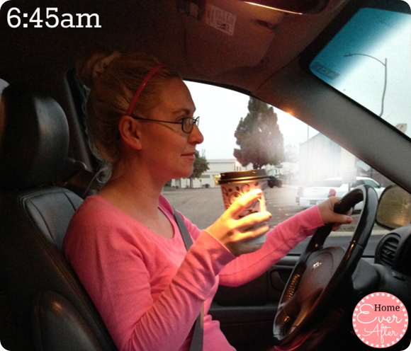 Morning Carpool #shop #MyGoodLife #cbias