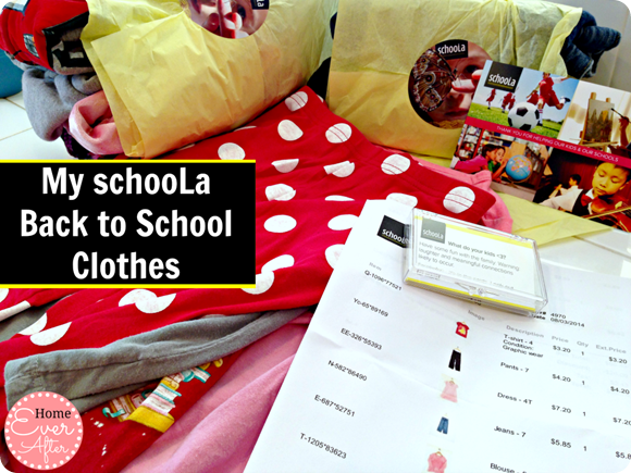 My Schoola Back to School Clothes