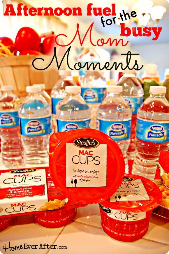 Nestle Afternoon Fuel Busy Mom Moments #cbias #MyGoodLife #shop