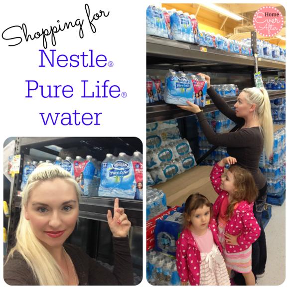 Nestle Pure Life Purified Water #cbias #MyGoodLife #shop