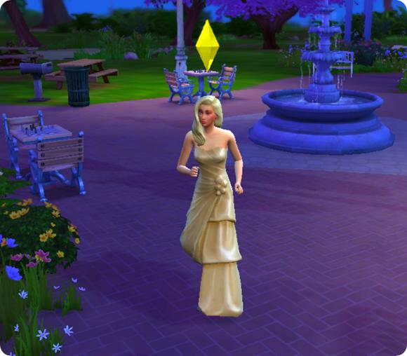 Sims 4 Runaway Bride #shop #TheSims4 #cbias