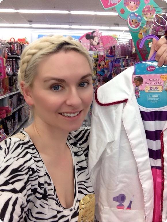 Doc McStuffins Costumes Shop #juniorcelebrates #cbias #shop