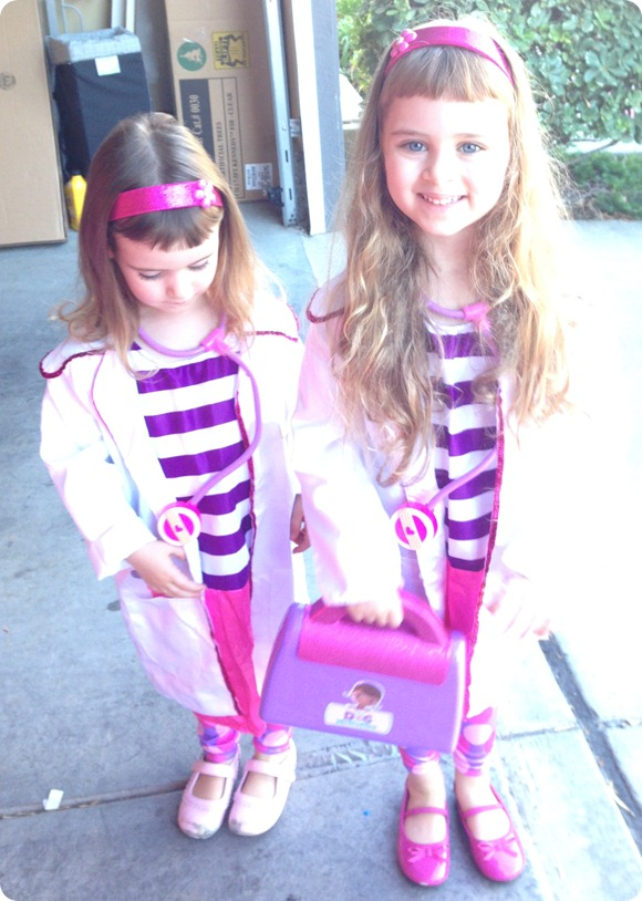 Doc McStuffins Costumes #juniorcelebrates #cbias #shop  sc 1 st  Home Ever After & DIY Doc McStuffins DocMobile out of a Red Wagon to Go With Halloween ...
