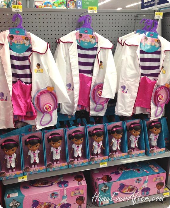 Doc McStuffins Display #juniorcelebrates #cbias #shop