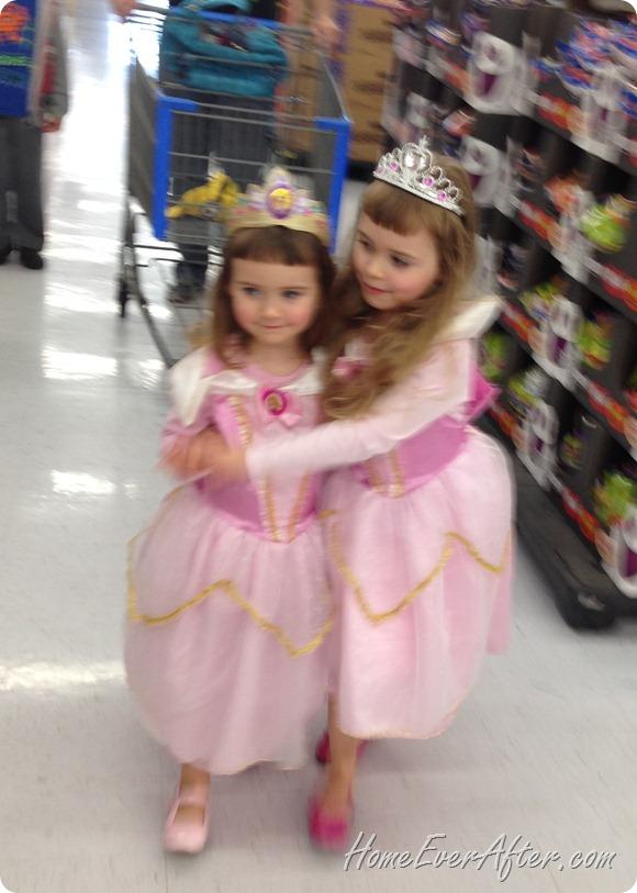 Girls Arrive Sleeping Beauty Event #DisneyBeauties #cbias #shop