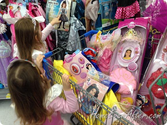 Girls Shopping Spree #DisneyBeauties #cbias #shop