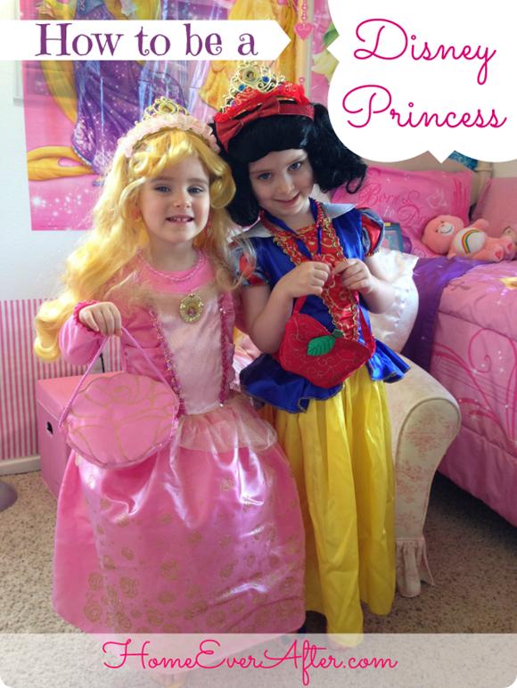 How to Be a Princess Makeover #DisneyBeauties #cbias #shop