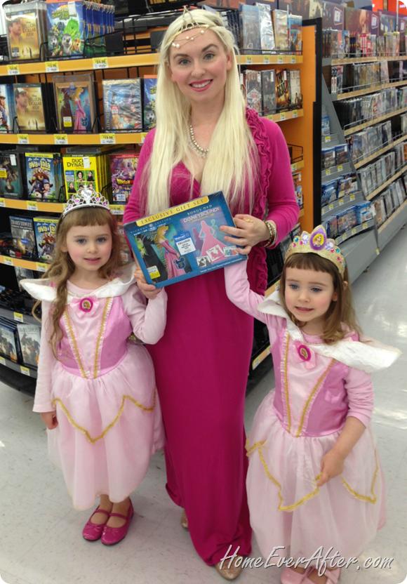 Sleeping Beauty Gift Set #DisneyBeauties #cbias #shop