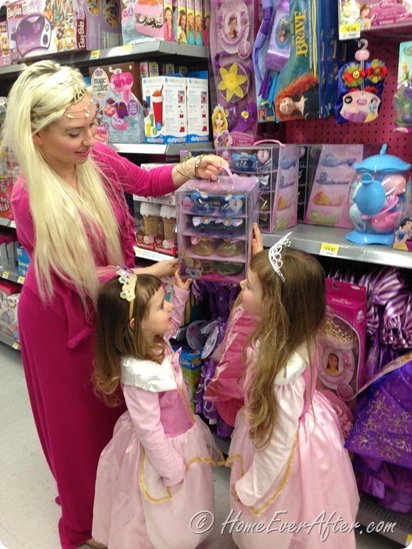Sleeping- Beauty Shopping #DisneyBeauties #cbias #shop