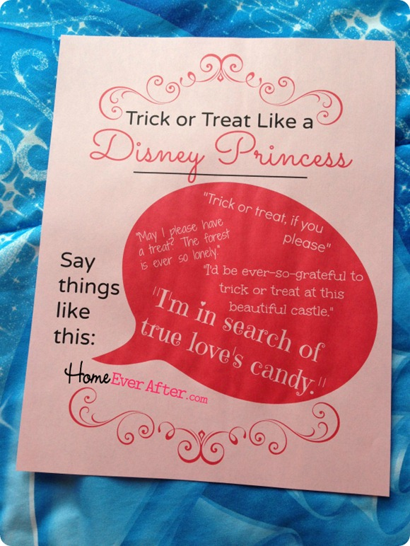 What to say Paper #DisneyBeauties #cbias #shop