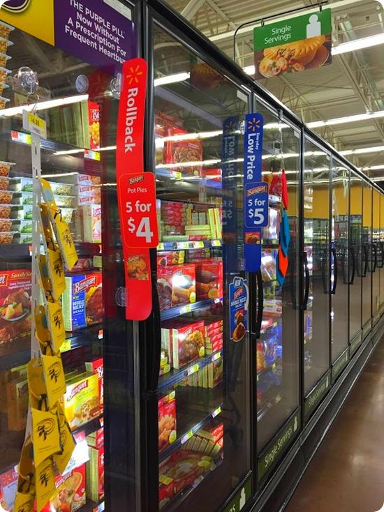 Banquet Dinners Walmart Rollback #cbias #lowpricemeals #shop