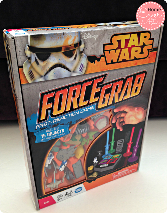 Star Wars Force Grab Game
